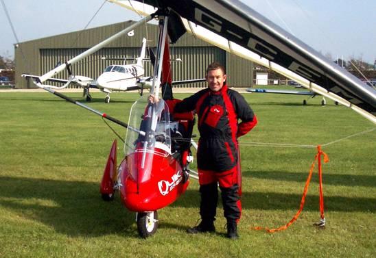 Matt Robbins - Microlight Aircraft Sales